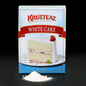 Krusteaz Professional White Cake Mix 5lb. - Pack of 6 Count