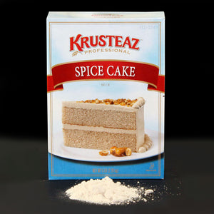 Krusteaz Professional Spice Cake Mix 5lb. - Pack of 6 Count