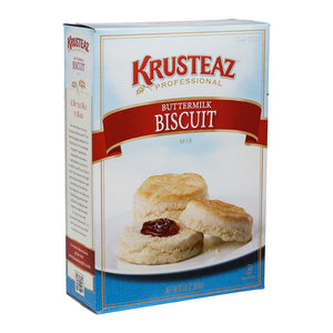 Krusteaz Professional Buttermilk Biscuit Mix 5lb. - Pack of 6 Count