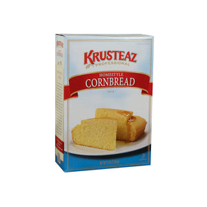 Krusteaz Professional Homestyle Cornbread Mix 5lb. - Pack of 6 Count