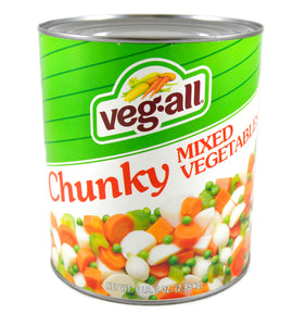 Veg-All Chunky Mixed Vegetables - 104oz - Pack of 6 Count