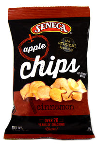 Seneca Apple Cinnamon Chips 2.5oz. - Pack of 12 Count