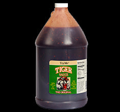 TryMe Tiger Sauce - 128oz - Pack of 4 Count