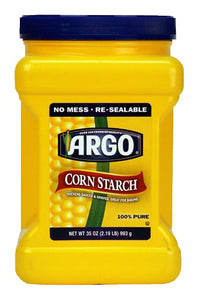Argo® Corn Starch 35oz. - Pack of 6 Count
