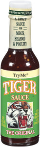 TryMe Tiger Sauce - 5oz - Pack of 6 Count