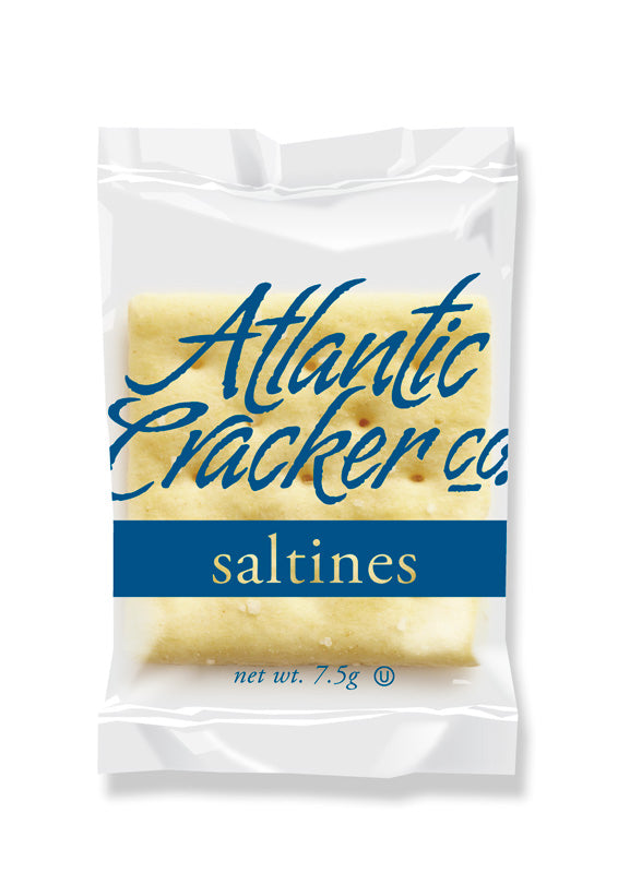 Westminster Atlantic Saltine Crackers, 7.5gr - Pack of 500 Count