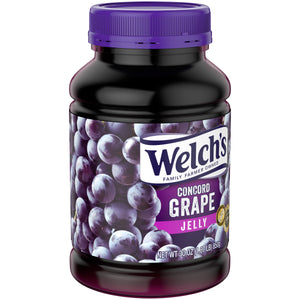 Welch's Grape Jelly 30oz. - Pack of 12 Count