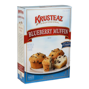 Krusteaz® Pro Blueberry Muffin Mix 5lb. - Pack of 6 Count