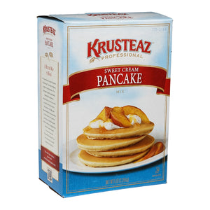 Krusteaz ® Sweet Cream Pancake Mix 5lb. - Pack of 6 Count