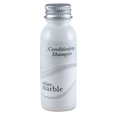 White Marble Breck Conditioning Shampoo, .75 oz Bottle - Pack of 288 Count