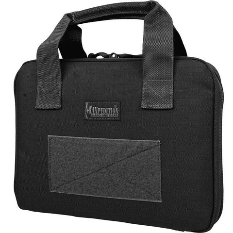 "Maxpedition 8"" x 10"" Pistol Case / Gun Rug / Tablet Case - Black"