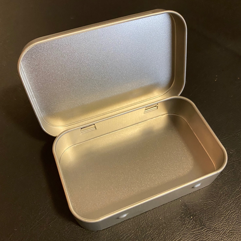 Metal Storage Tin