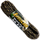 BattleCord 5.6mm Super Paracord!  2,650 lb Tensile Strength - 100ft