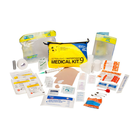 Adventure Medical - Ultralight / Watertight .9 Medical Kit