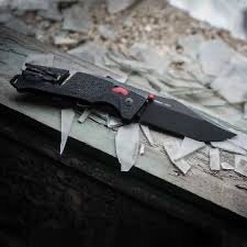 SOG Trident AT assisted-opening rescue knife