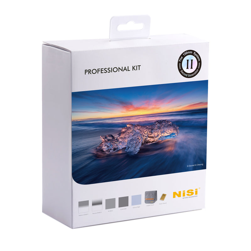 NiSi Filters 150mm System Professional Kit Second Generation II