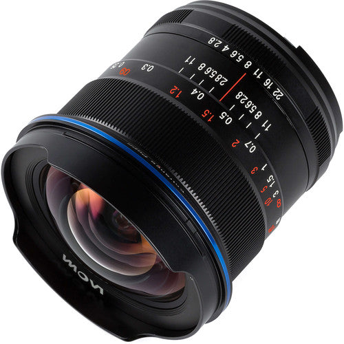 Venus Optics Laowa 12mm f/2.8 Zero-D Lens for Nikon F (Black)