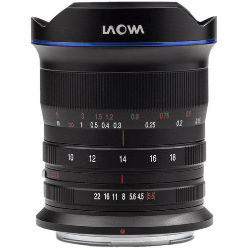 Venus Optics Laowa 10-18mm f/4.5-5.6 FE Zoom Lens for Nikon Z