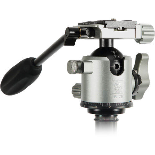 Fotopro LG-9R Aluminum Ball Head with Pan Handle