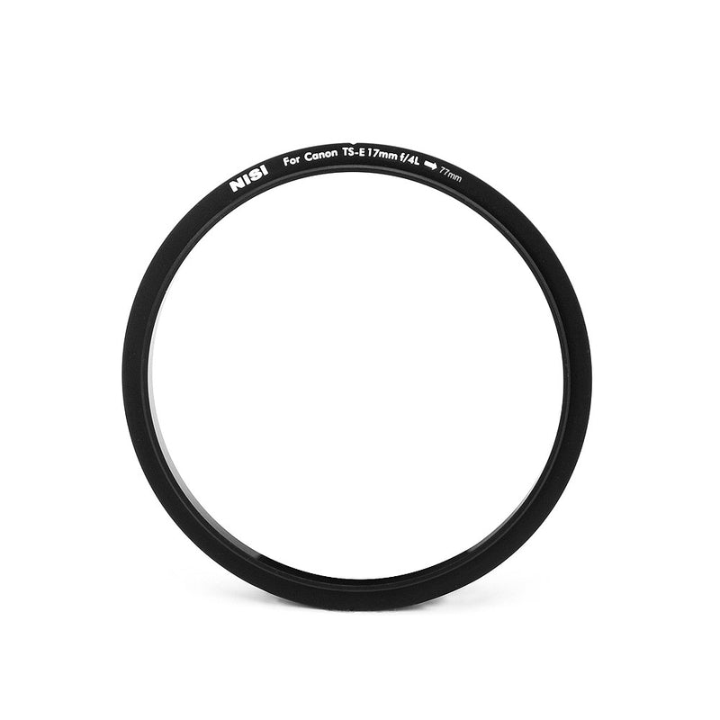 NiSi 77mm Filter Adapter Ring for NiSi Q and S5/S6 Holder for Canon TS-E 17mm