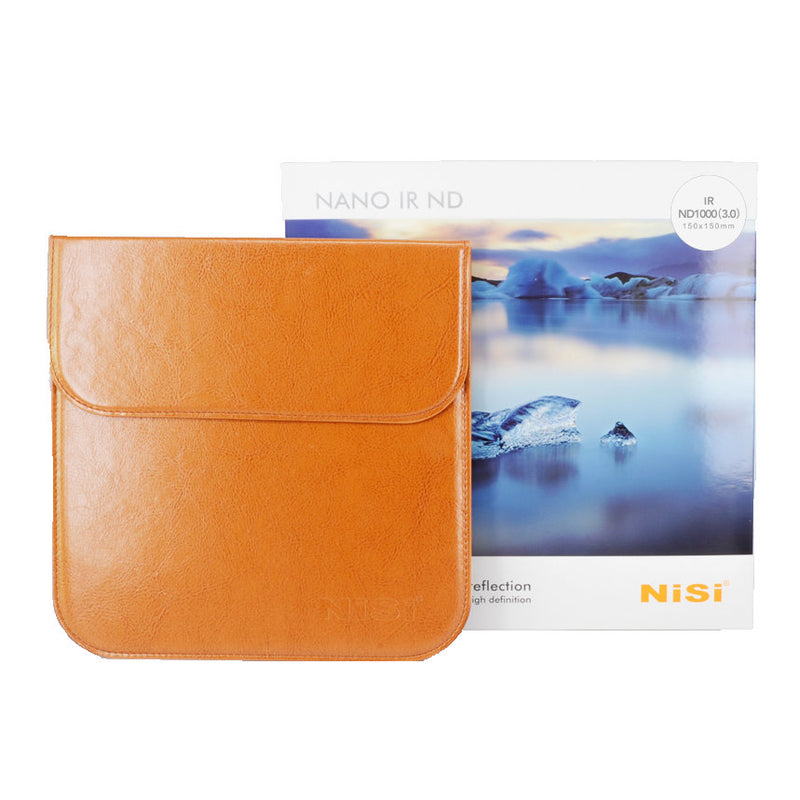 NiSi 150x150mm Nano IR Neutral Density filter – ND1000 (3.0) – 10 Stop