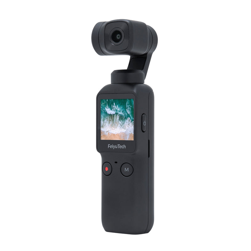 Feiyu Pocket Smart Compact 4K 6-axis Stabilized Handheld Camera