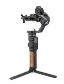 Feiyu AK2000S New 3-Axis USB Cable and Wi-Fi Control Handheld Stabilized Gimbal Mirrorless and DSLR Camera Max Payload 2.2Kg/4.85 lb (STANDARD KIT)