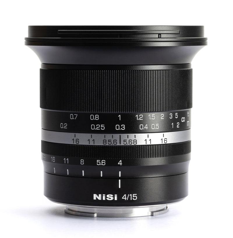 [PRE-ORDER NOW]  NiSi 15mm f/4 Sunstar Super Wide Angle Full Frame ASPH Lens (Sony E Mount)