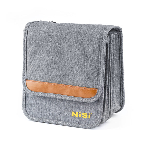 NiSi Caddy 150mm Filter Pouch Pro for 7 Filters and S5 Filter Holder (Holds 7 x 150x150mm or 150x170mm filters + 150mm Holder)