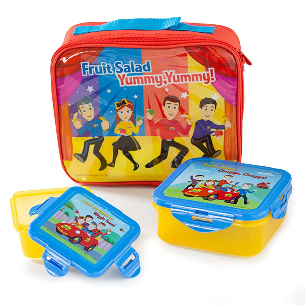 The Wiggles Lunch Bag Bundle