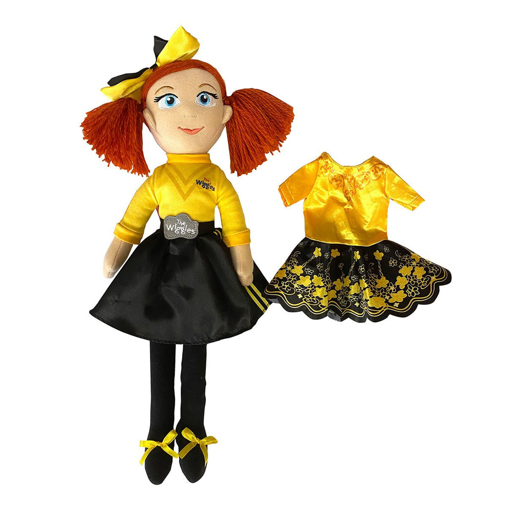 The Wiggles Dress Up Emma Doll