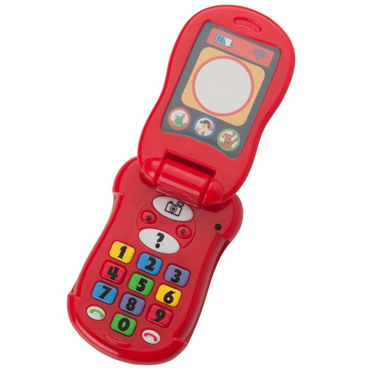 The Wiggles Flip & Learn Phone