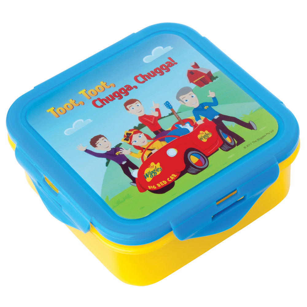 The Wiggles Lunch Box