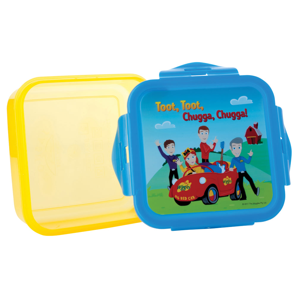 The Wiggles Lunch & Snack Box Set