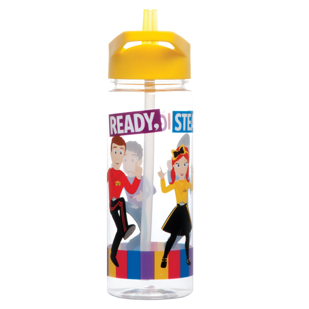 The Wiggles Drink Bottle 18.6 ounce