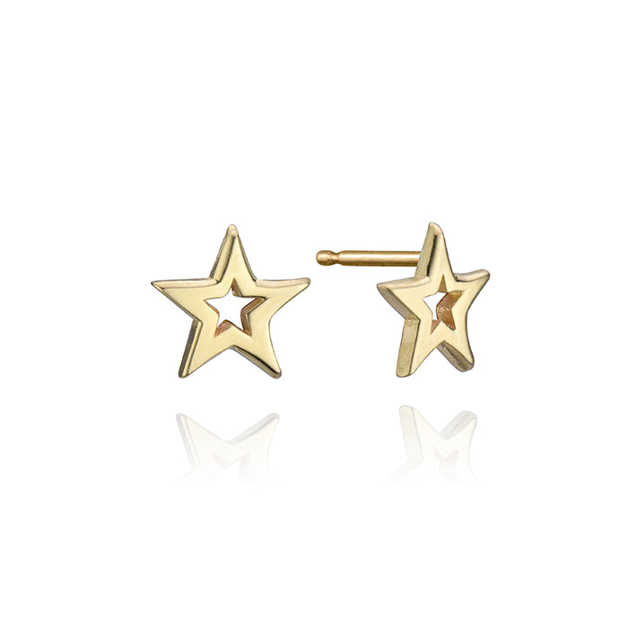 MINI OPEN STAR STUD