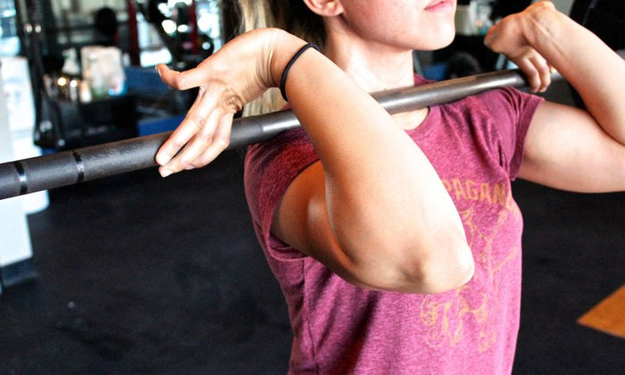 How to Alleviate Crossfit Wrist Pain Using This Simple Method