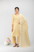 Load image into Gallery viewer, Khalis Yellow Dupatta