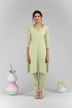 Load image into Gallery viewer, Pak Pastel Green Dupatta