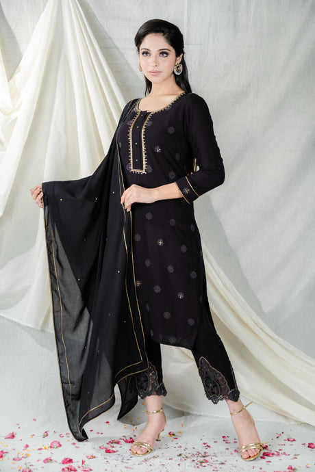 Najam Black - Set of 3