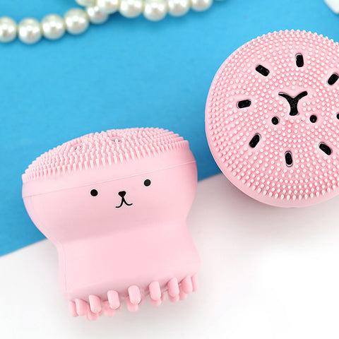 Silicone Face Cleansing Brush - Covlac