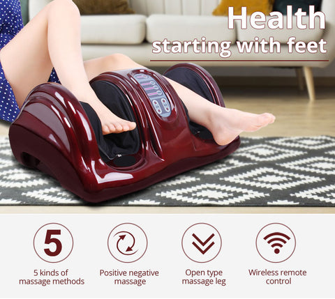 Image of Electric Foot Massager - Covlac