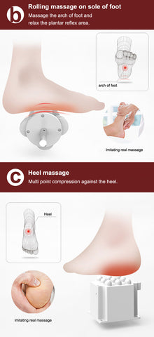 Electric Foot Massager - Covlac