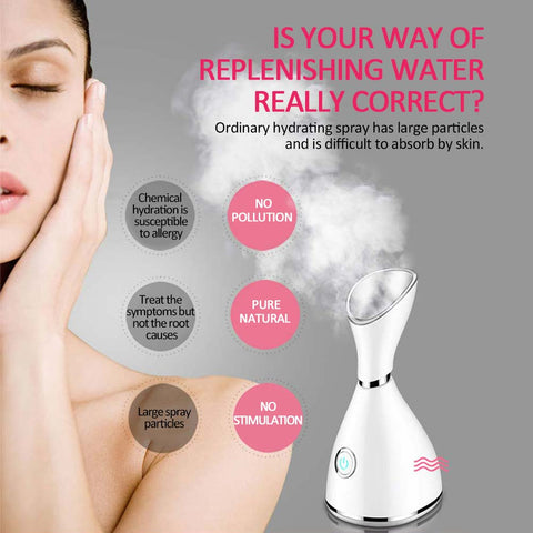 Face Steamer Skin Care Sprayer Humidifier - Covlac