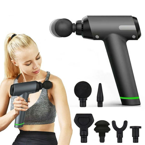 Image of Massage Gun Muscle Deep Relaxation Massager - Covlac