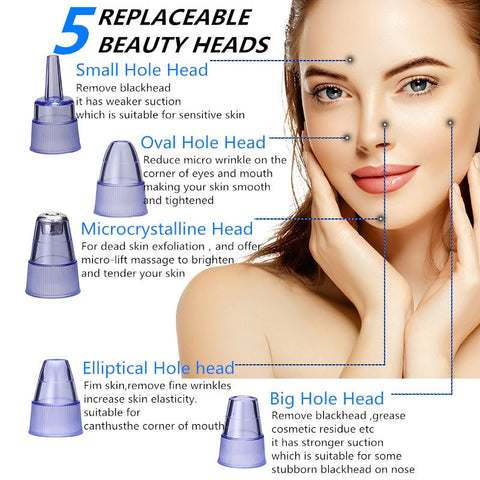 Electric Acne Blackhead Remover - Covlac