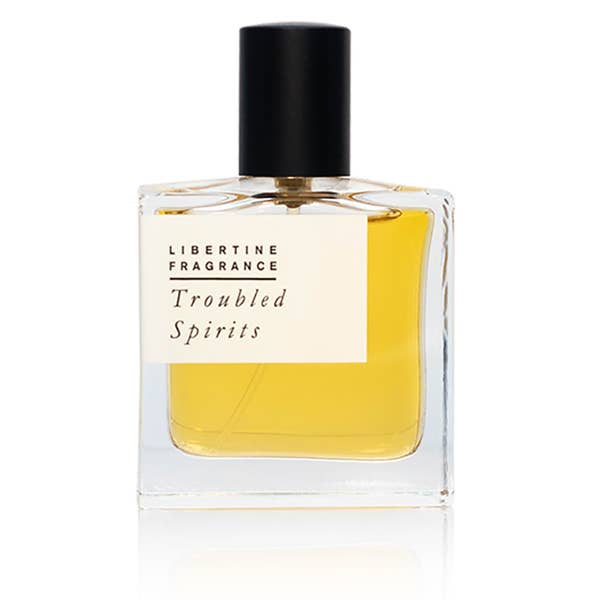 Troubled Spirits - Perfume - Blue New York