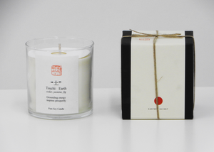 Pure Soy Candle | Earth - Blue New York