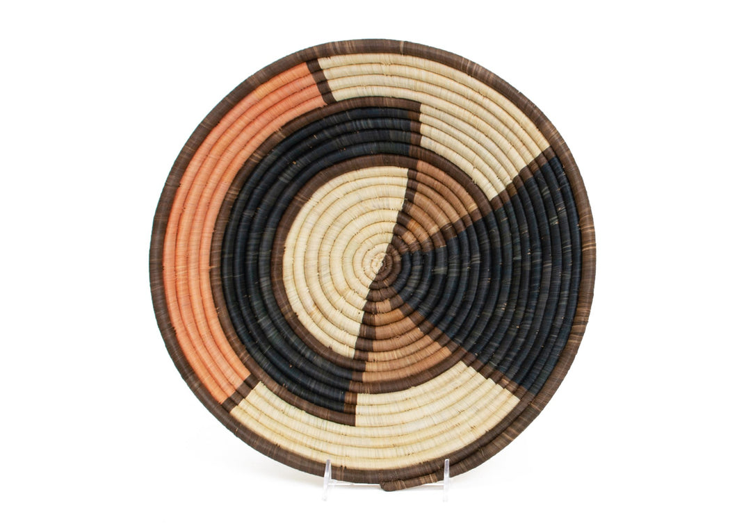 Totemic Bowl | Peach - Blue New York