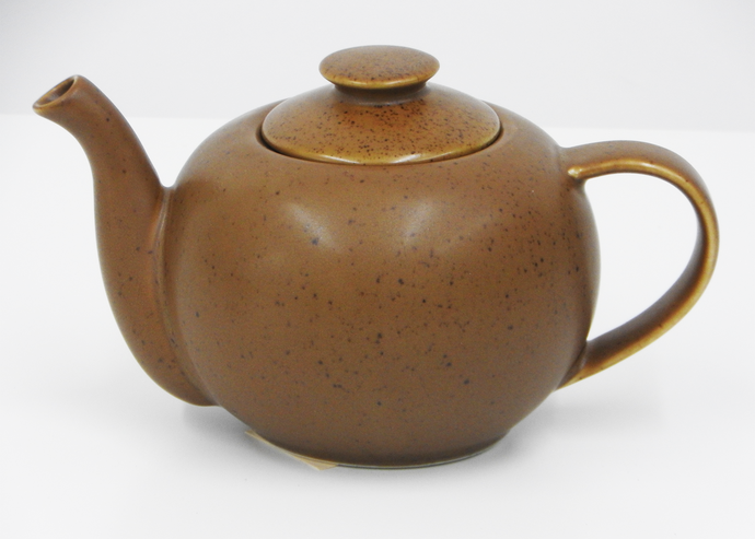 Manses | Tea Pot | Terra Cotta - Blue New York